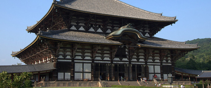 Itinerary tip: Nara