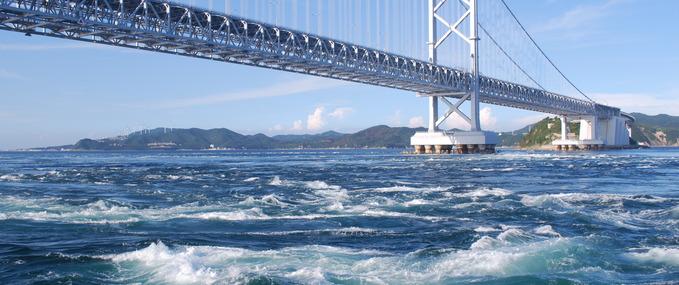 Visit Shikoku with the JR Pass