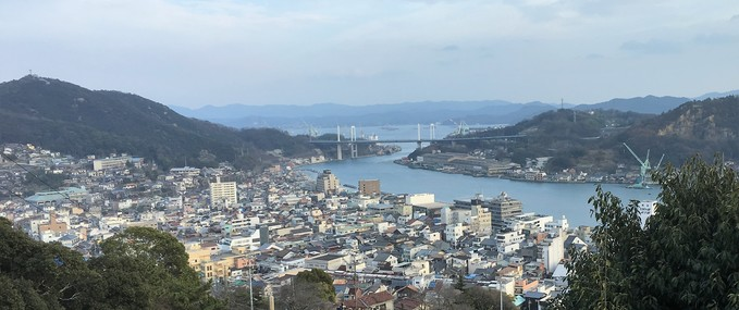 Onomichi - a good place to daydream