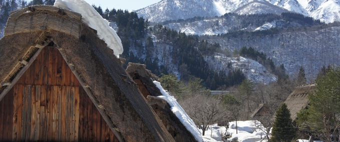 Visit Shirakawa-go with the Japan Rail Pass