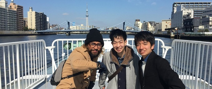 Meet Yuusuke Inokai - One of our local guides