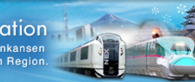 Using Ekinet to make online seat reservations with the Japan Rail Pass.