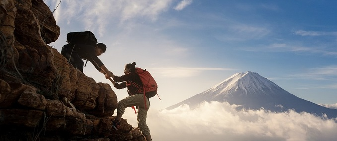 A Quick Guide to Climbing in Japan