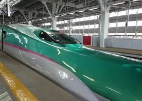 The Tohoku Shinkansen