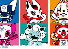 2020 Olympics Mascots