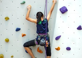 Rock Climbing in the 2020 Tokyo Olympics