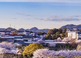 Itinerary recommendation: Himeji