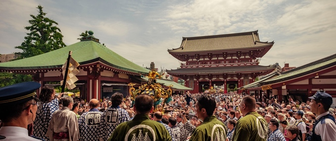 Top 12 Festivals in Japan to visit