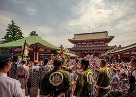 Top 12 Festivals in Japan