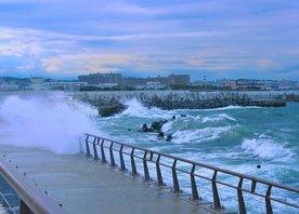 Typhoons in Japan
