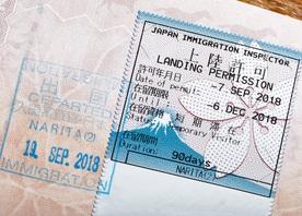 Japan Tourist Visas