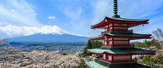 11 of the Most Romantic Places in Japan