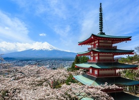 Most Romantic Places in Japan