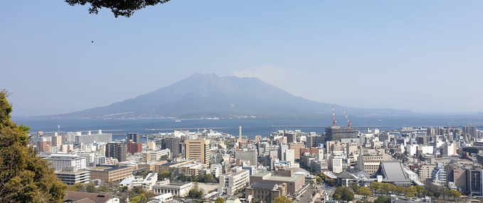 Visit Kagoshima, the Sunny Gateway to Southern Japan