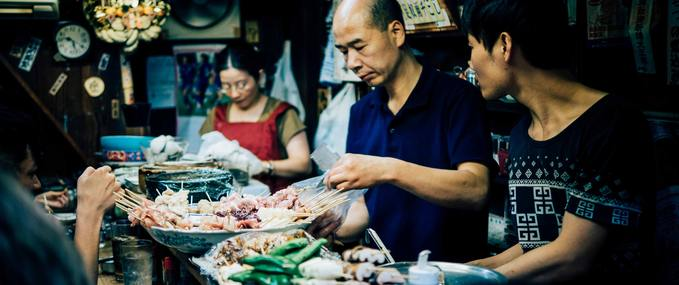 Japanese Street Food Explained