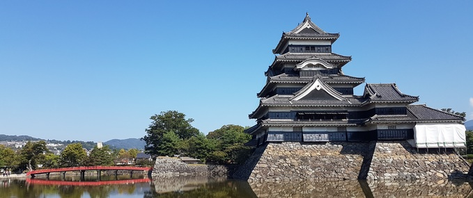 Visit Matsumoto, The Castle City in the Japanese Alps.