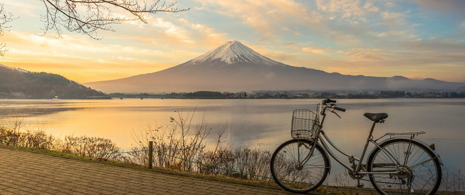I Want To Ride My Bicycle! Japan's Best Cycle Routes