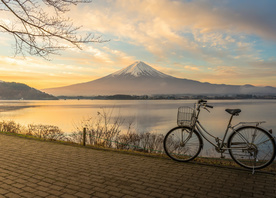 Japan's Best Cycle Routes