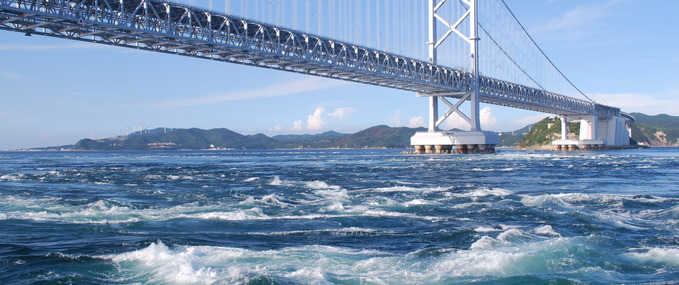 Visit Shikoku with the JR Pass