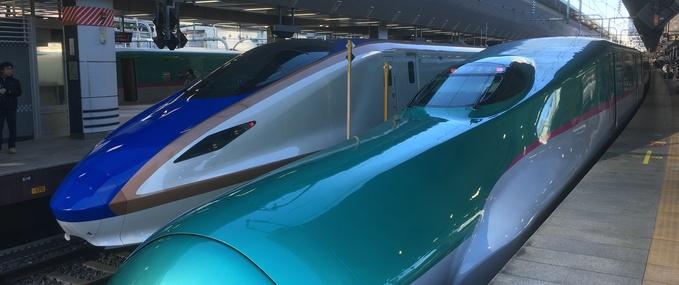 JR Pass and the Hokkaido Shinkansen