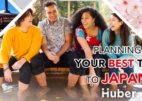 Huber Japan